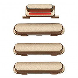 4-piece-set-replacement-side-buttons-for-apple-gold-iphone-6-4-7-a1549-f20