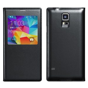 flip-leather-huawei-y6-black