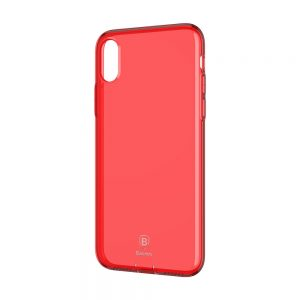 eng_pl_Baseus-Simple-Series-Case-Transparent-Gel-TPU-Cover-for-iPhone-X-red-25851_1
